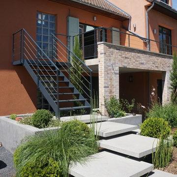 Jardin familial de 600 m² - Carrières sur Seine (78)