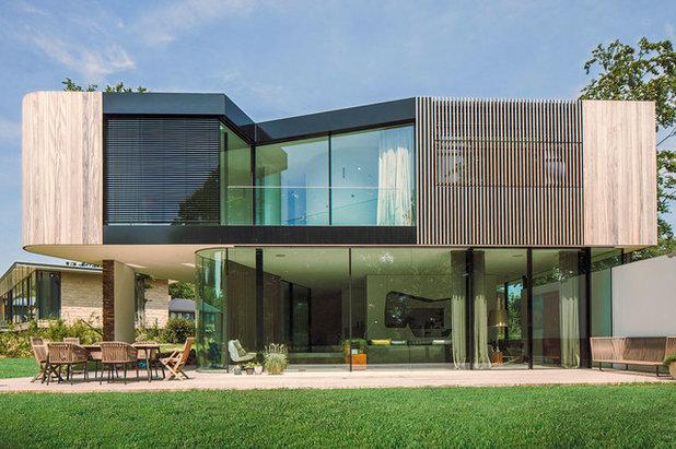 Modern Exterior by KELLER AG