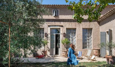 My Houzz: In Francia, 1 Sidecar, 7 Figli e la Tipica Casa del Sud