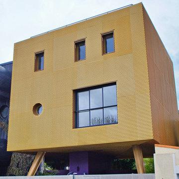 La maison dorée
