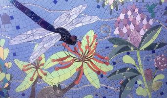 Magic Garden CHILI 1st urban mosaic Project