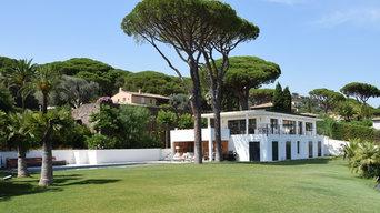 Magnifique Villa Contemporraine Grimaud
