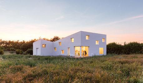 Architektur: Ein bretonisches Haus wie eine Camera obscura