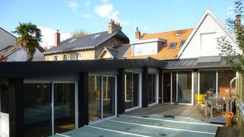 maison à Nantes (extension)