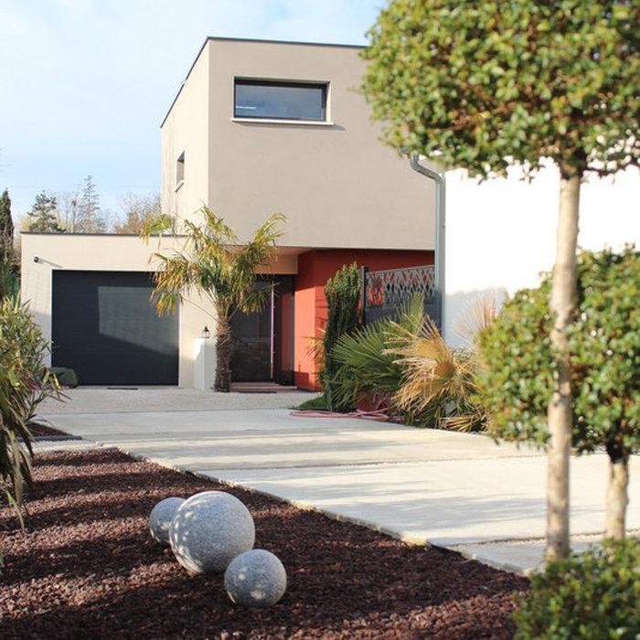 Maison AO - Construction d'une maison individuelle