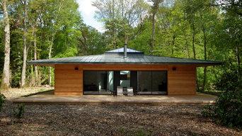Maison BBC Ossature Bois 138 m²