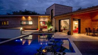 Maison bois Gières