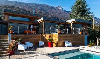 maison bois moderne toit plat bourget du lac en savoie (73)