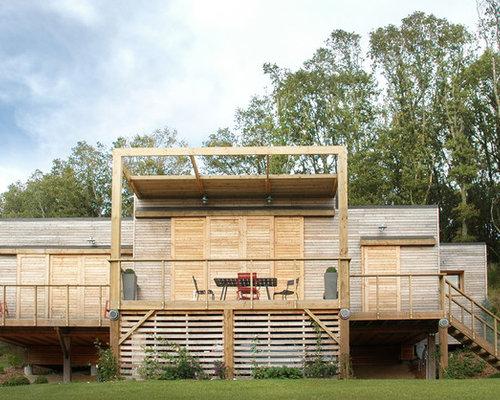 Escalier en colima on exterior design ideas renovations photos - Escalier en colimacon ...