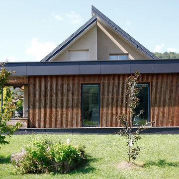 Maison C extension