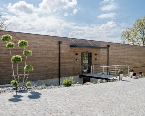Construction d 39 une maison neuve avec piscine int rieure - Maison neuve avec piscine ...