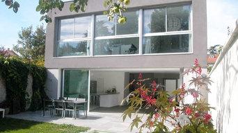 Maison contemporaine A - 140 m2