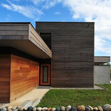 Maison contemporaine Lac du Bourget