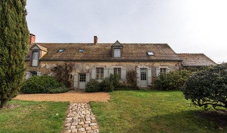 Ein Bauernhof aus dem 19. Jahrhundert erstrahlt in neuem Glanz