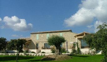 maison en pierres à Gordes dans le Luberon