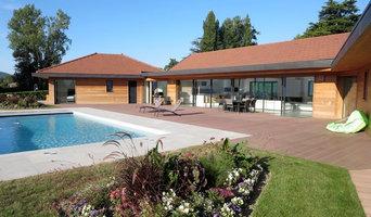 Maison en Savoie au bord d'un lac