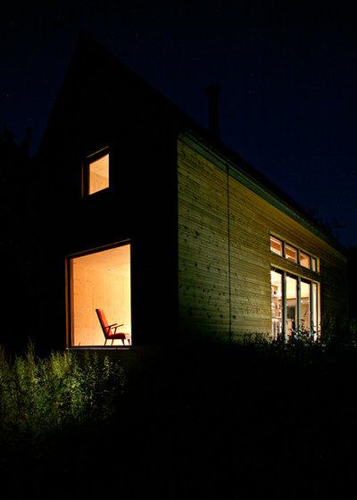 Contemporain Façade by Lode Architecture