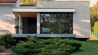 Maison G - Extension en ossature bois