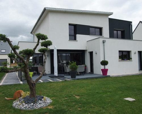 Maison moderne St Gilles (Rennes)