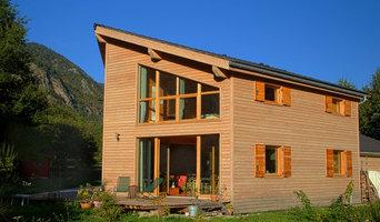Maison ossature bois Famille Rousseau