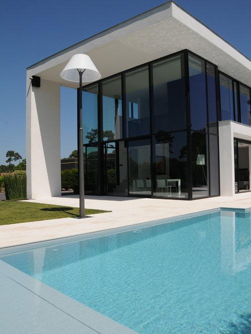Photos D 39 Architecture Et Id Es D Co De Fa Ades De Maisons Contemporaines