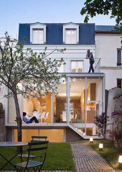 Contemporary Exterior by Atelier Zündel Cristea