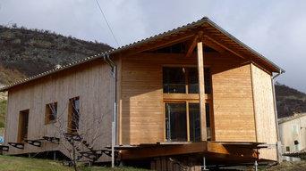 maison S. près de MONTBRUN-LES-BAINS (26)