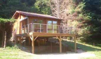 Maison terrasse bois