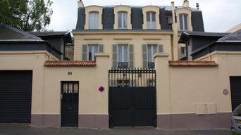 Maison Versailles Rive Droite