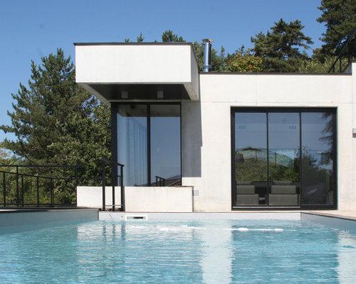 18 interieur maison moderne idees en blanc poitiers for Couleur interieur maison moderne