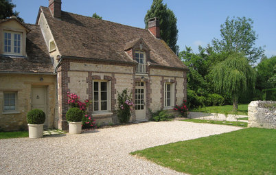 French Houzz: Tour a Bright and Beautiful Converted Rectory Retreat