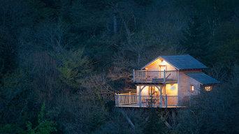 Nos chambres d'hôtes - La cabane dans les arbres