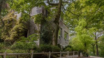 Photographie d'une maison à Le Plessis-Robinson - Architecte B.Leleu