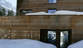 architectes chamonix mont blanc. Black Bedroom Furniture Sets. Home Design Ideas