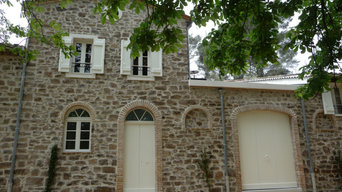 Projet villa sud de la France