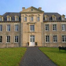 Traditional Exterior by Regine Villedieu Immobilier