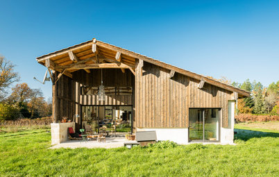 Before & After: An Abandoned French Barn Reborn