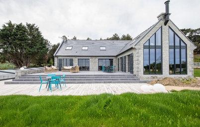Avant/Après : Une maison bretonne abandonnée, rénovée de A à Z