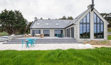 До и после: Дом в Бретани, который не ремонтировали 20 лет