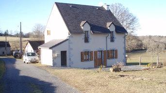 Rénovation d'une petit Maison