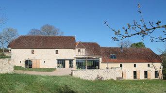 Rénovation Grange Lot - Maison M1