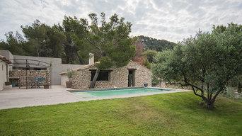 Rénovation Maison aux portes d'Aix en Provence