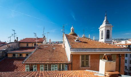 Architecture régionale : La Provence et ses toits de tuiles