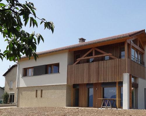 Photos D 39 Architecture Et Id Es D Co De Fa Ades De Maisons