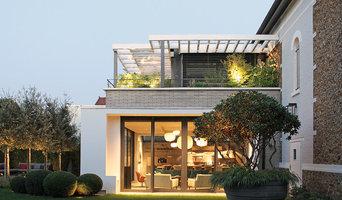 Une maison contemporaine en région parisienne