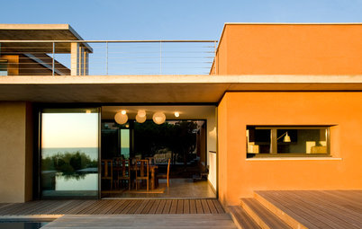 Exterior Color of the Week: 5 Ways to Make Orange Work for You