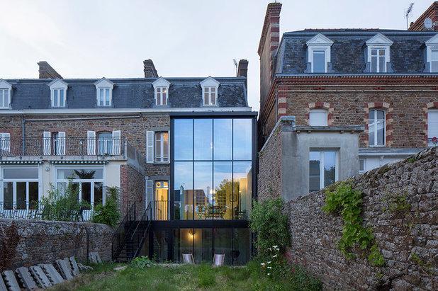 Préférence Architecture : Gagner en luminosité grâce à une extension en verre IG29