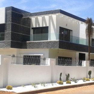 Idée Facade Maison Moderne photos d'architecture et idées déco de façades de maisons modernes maroc