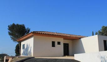 villa contemporaine à La Farlède