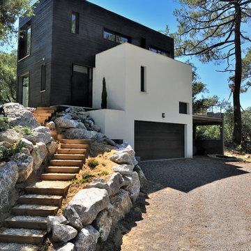Villa cubique